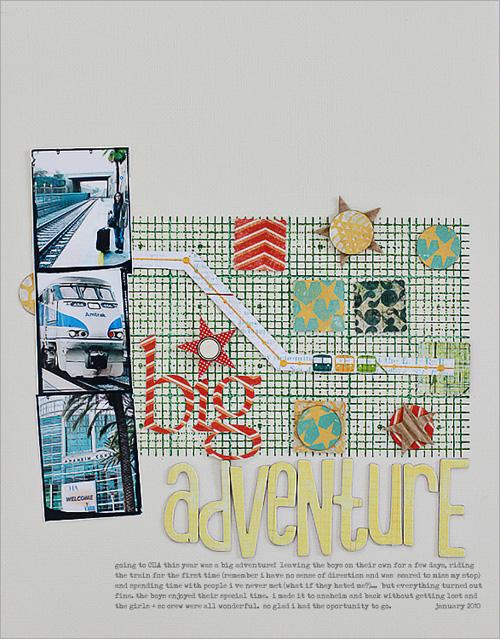 Bigadventure- Monterey