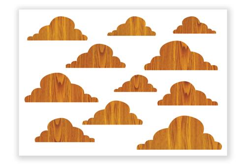 Clouds_woodgrain