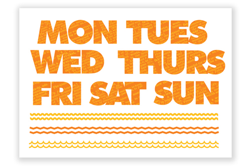 Weekdays_orange