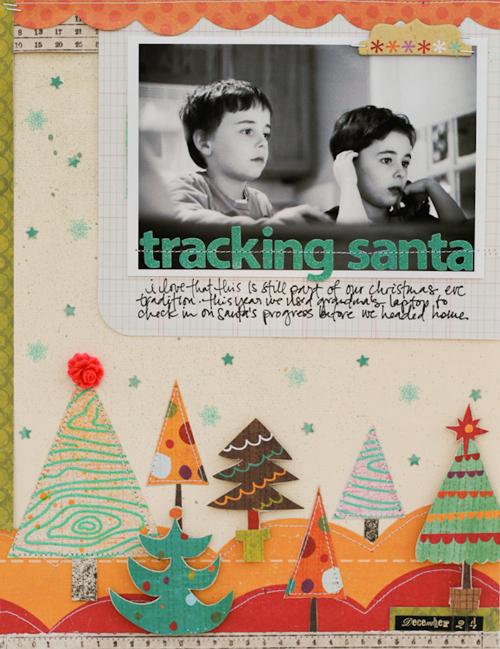 Trackingsanta