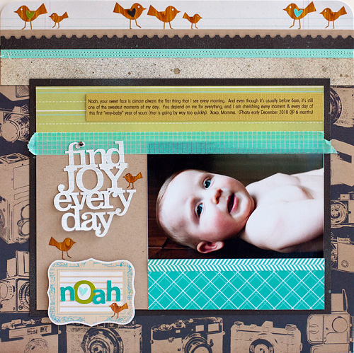 Sunday sketch layout - susan weinroth