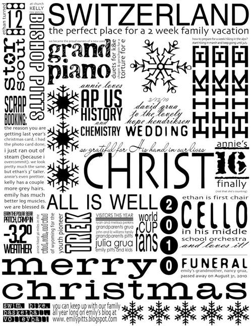 Christmas-2010-letter