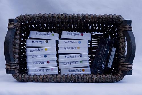 Ink storage 1