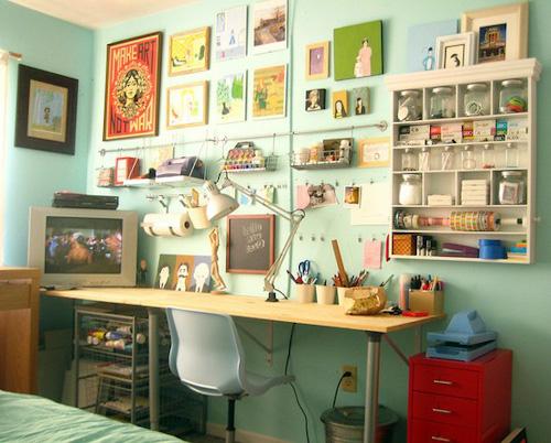 Cute Desk Organizer Ideas