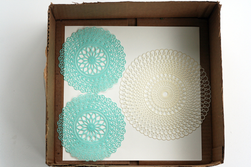 Doily2before