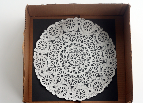 Doily1before