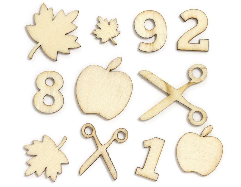 331154_WoodVeneer_School_Icons