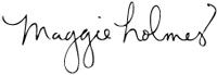 Maggieholmes
