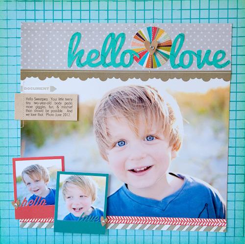 Susanyearbook 2 - polaroid frames