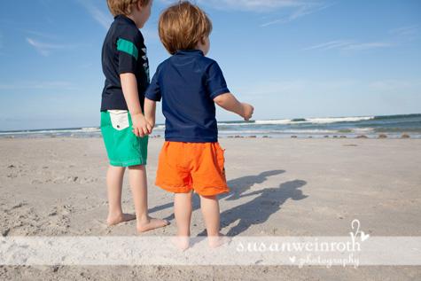 Sc blog - boys on beach