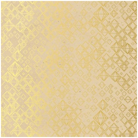 330139 Van Dyke - Gold Kraft