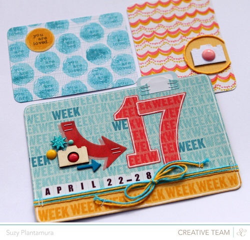 Stamped PL cards 2 small