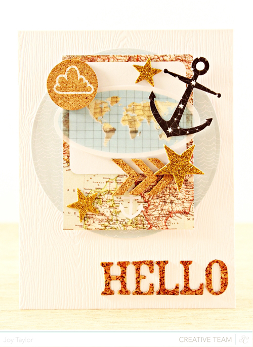 Joy Taylor - Atlantic Collection - June Assignment - Card